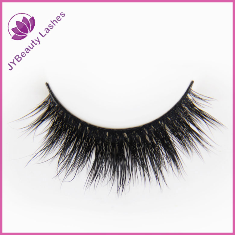 double layers mink lashes 14