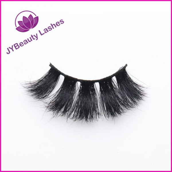 M03 2019 wholesale 25mm 5D Lashes Private Label 100% Mink